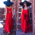 Праздник шифон брюки комбинезоны женские летние даже одежды даже тело широко ноги брюки соболезнуем высоты красные штаны