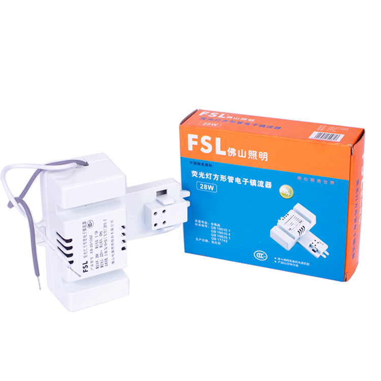 Fsl Cfl Fluorescent Ballasts For 2 Shape Ceiling Butterfly Tube 2d Tube Square Tube Electronic Ballast 28w Electronic Ballast Fluorescent Ballastballast For Fluorescent Aliexpress