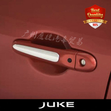 Stainless Steel Chrome Door Handle Cover for Nissan Juke 2010-2018 Auto Door Handle Trims Car Styling