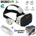 ET BOBOVR BOBO VR Z4 Virtual Reality goggles cardboard 3D Glasses headset VR box for iphone Android mobile bluetooth controller