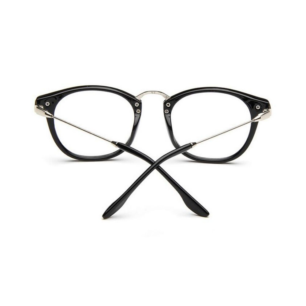 924ad3c155fd Unisex Vintage Retro Full Frame Goggles Myopia Distance Eyeglass  Nearsighted Glasses 1.0~ 6.0 (Matte Black Color)-in Eyewear Frames from  Apparel Accessories ...