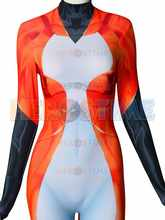 Rena Rouge Tales of Ladybug and Cat Noir Costume 3D Print Cosplay Spandex Zenati Bodysuit Halloween Suit Free Shipping