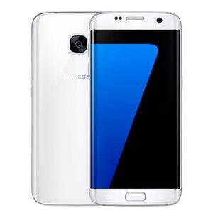 Image 4 - Sbloccato originale Samsung Galaxy S7 bordo G935F/G935V del telefono mobile 4GB di RAM 32G ROM Quad Core NFC WIFI GPS 5.5 12MP LTE