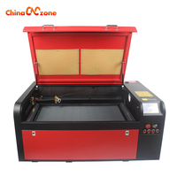 Laser 100W 6090 Laser Engraving Machine CO2 Laser Cutting Machine 220V 110V Laser Cutter Chiller DIY