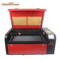 Laser 100W 6090 Laser Engraving Machine CO2 Laser Cutting Machine 220V 110V Laser Cutter Chiller DIY