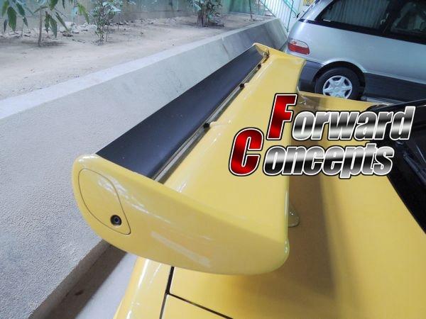 SKYLINE GTR GTT R34 R33 GTS R32 G35 REAR WING TRUNK SPOILER