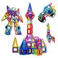 84 unids/set Mini Magnética Construcción Building Blocks Set Modelo Diseñador Magnético Educativo Bloques de Construcción de Juguete Para Niños Kids