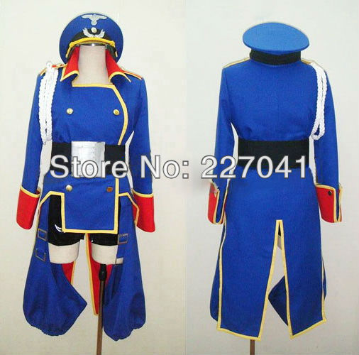 Macorss Frontier F Cheryl Cosplay Costume Halloween Clothes Free Shipping