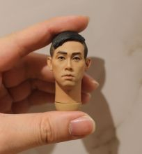 custom Jordan Chan Siu Chun asian star movie singer actor 1/6 figure HEAD ONLY