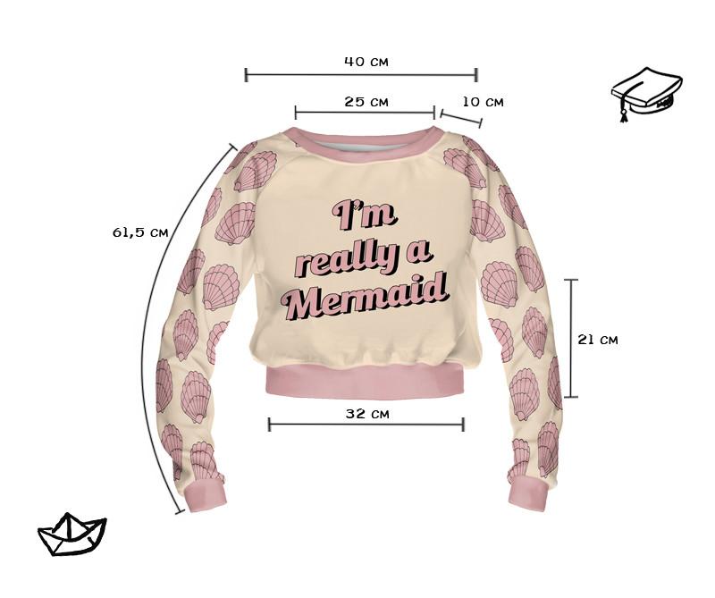 HTB1Y6euLXXXXXXuXVXXq6xXFXXXM - Women Sweatshirt Mermaid 3D Printed girlfriend gift ideas
