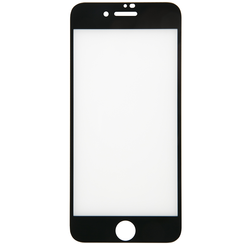 Protective glass Red Line for iPhone 8 (4.7) Full Screen black glare free screen protector with cleaning cloth for iphone 3g