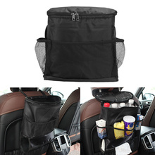 Car Seat Organizer Holder Multi-Pocket Travel Storage Bag Hanger