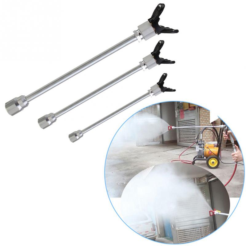 Hot Sale 20/30/50cm Gun Extension Rod Airless Paint Sprayer Gun Tip Extension Pole Fits For Graco Titan Wagner New Arrival