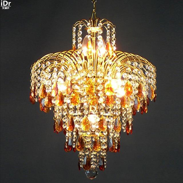 Factory direct restaurant lights living room bedroom dining decorative lighting fixtures zhongshan chandeliers lmy 0125