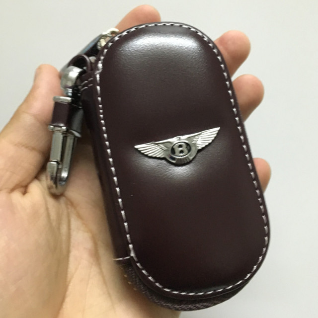 Car Keys Holder With Bentley Embleme (5 colors)