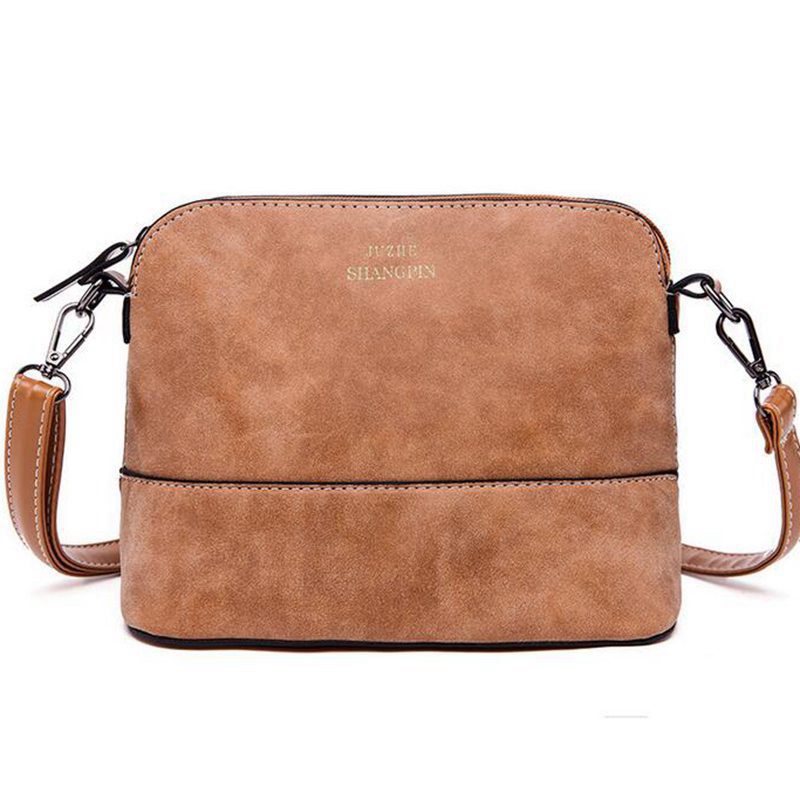 2017 autumn fashion preppy style stamp one shoulder bags women leather handbags messenger handbag S-13