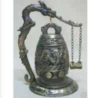 Kostenloser Versand Tibet Bronze Drache Gesang Schüssel 110mm|bowl|bowl singingbowl tibet -