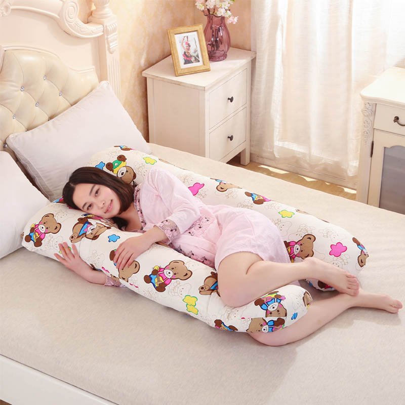 Pregnancy Comfortable U Shape Maternity Pillow 1