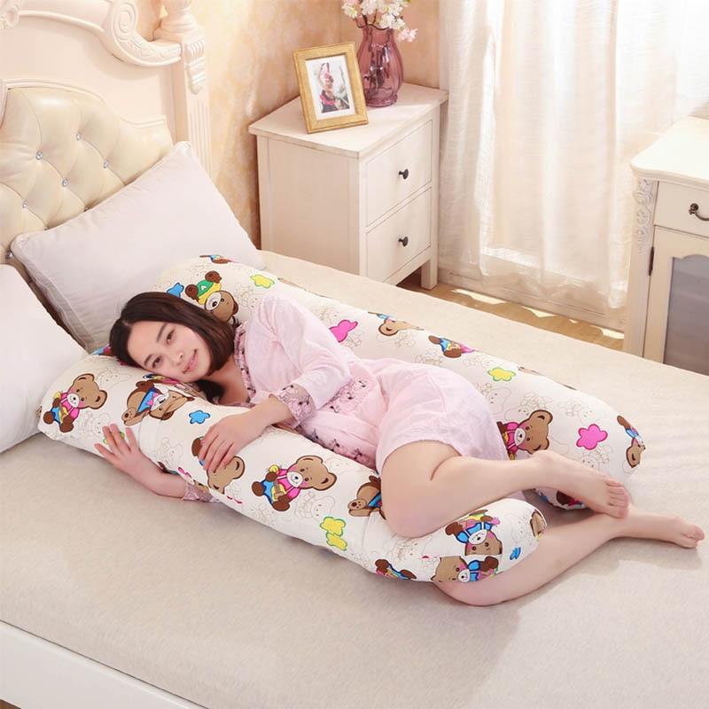 Pregnancy Comfortable U Shape Maternity Pillow 1