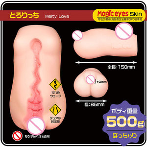Image 4 - Magic Eyes Male Masturbator Tight Artificial Vagina Sex Toys for Men Masturbating Pocket Pussy Virgin Vagina for Men Realistic