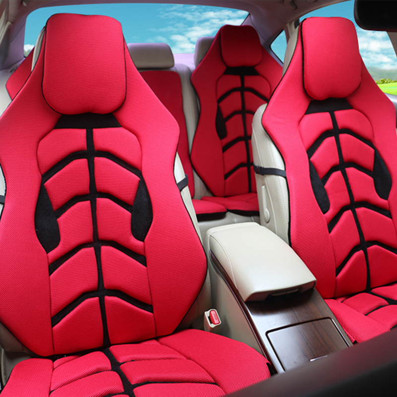 3D Car seat cover for most cars Universal Car Seat pad Breathable Automotive Seat Pad Protective Covers for Car