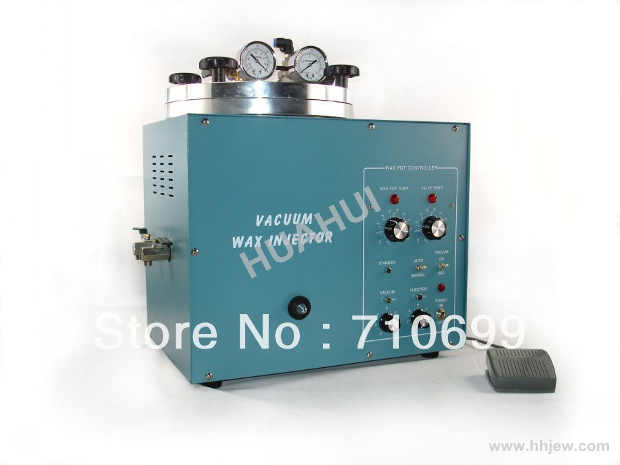 High automation cheap shipping Digital Vacuum Wax Injector,Jewelry tools, Wax Casting Machine
