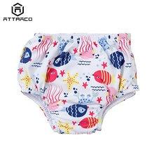 Attraco/Шорты для плавания девочек; Одежда с принтом из мультфильма;