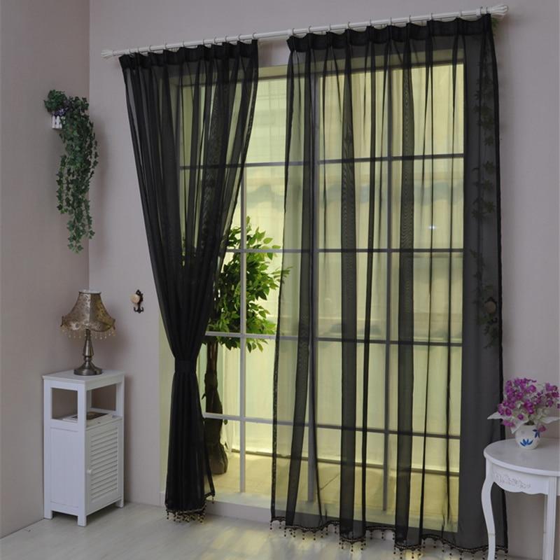 Online buy wholesale cortinas de organza from china for Cortinas de sala modernas