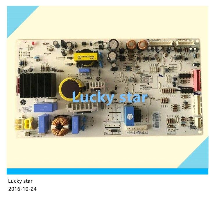 95% new for refrigerator GR-A2075FTA motherboard computer board EBR69464702 GR-A2075FHA