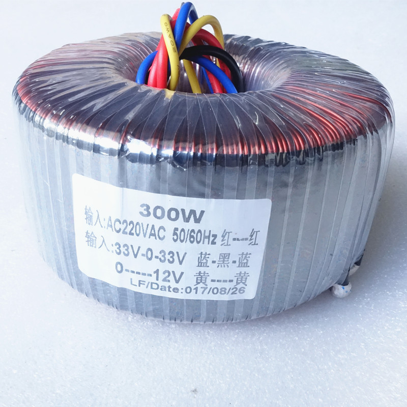 Breeze Audio High power and low leakage toroidal transformer output 300W 33V-0-33V /0-12V;input 110V FOR power amplifier NHB108 2500pcs zmm33v ll 34 zmm 33v 1 2w 1206 33v 0 5w smd