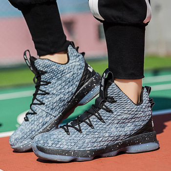 786da31185 2018 nuevos zapatos de baloncesto para hombre, entrenamiento de baloncesto  al aire libre, zapatillas de amortiguación, zapatillas deportivas, ...