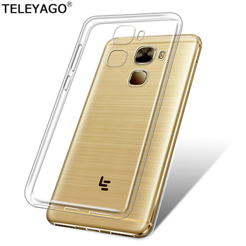 For LeEco Le 2 /Max 2 /Pro 3 Case Slim Crystal Transparent Clear Soft Cover TPU Silicone Gel Mobile Phone Protective Case Cover