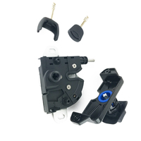 Bonnet Hood Lock Latch 2 Keys Complete Set Replacement for Ford Transit MK7 2006 2011 6C1A 16D748 AB