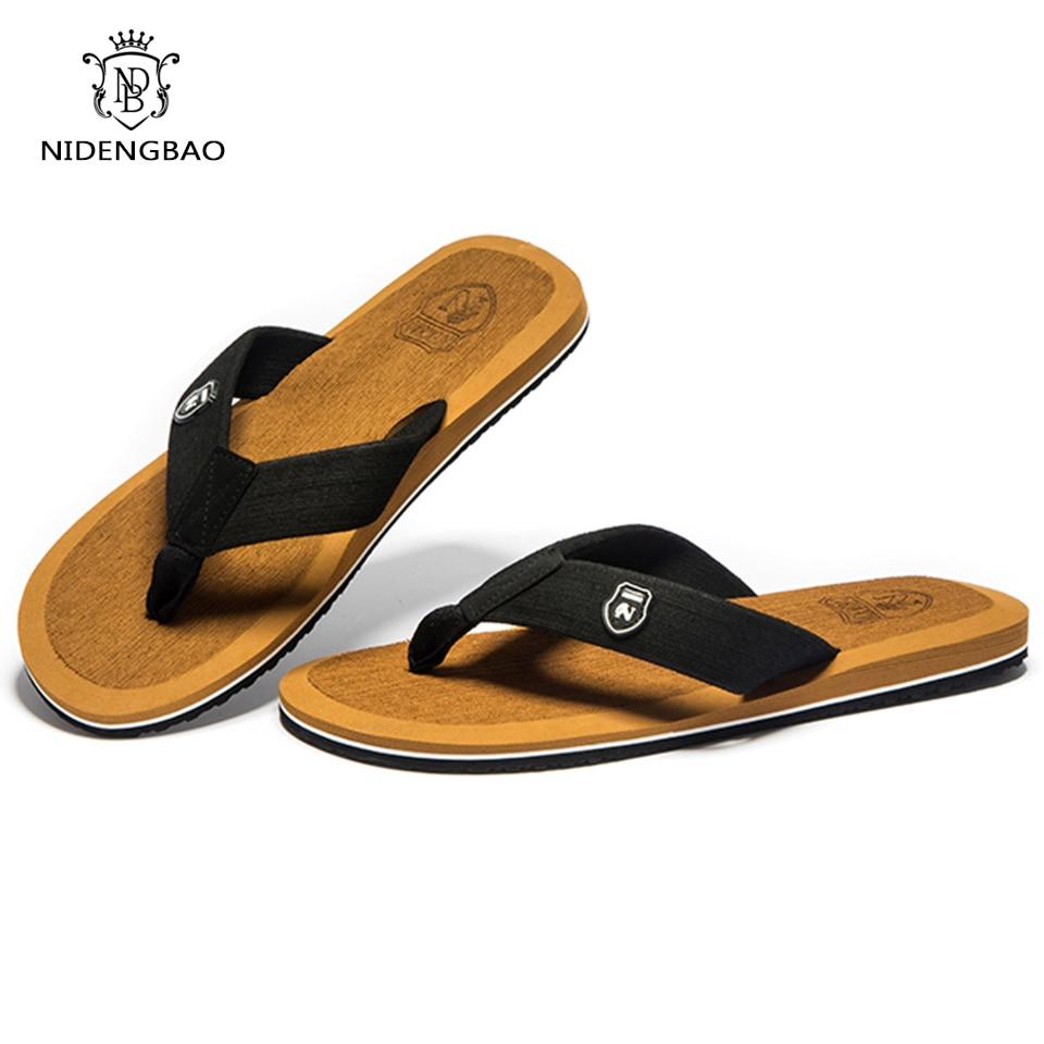 NEEDBO Strand Slippers Heren Slippers Schoenen Comfortabele Heren - Herenschoenen - Foto 3