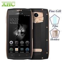 """4G Blackview BV7000 5.0 """"Smartphones RAM 2 GB ROM 16 GB IP68 Étanche Android 7.0 Quad Core D'empreintes Digitales double SIM Mobile Téléphones"""