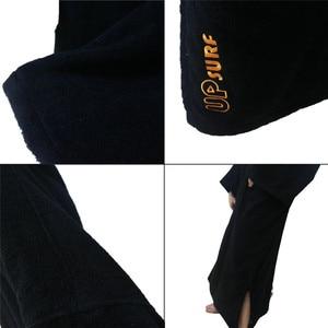 Image 5 - Combinaison poncho de surf à changement de Robe, serviette avec capuche, pour nager et sports de plage, 2020 coton, grande taille, pour adultes, nouvelle collection 100%