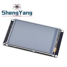 شنغيانغ 1 قطعة 3.2 بوصة LCD TFT مع شاشة لمس مقاومة ILI9341 ل STM32F407VET6 مجلس التنمية