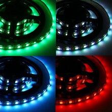 USB5V 5050RGB IP65 Водонепроницаемый ленты света USB Интерфейс фоновый свет телевизора яркое декоративное освещение для сцены полосы света