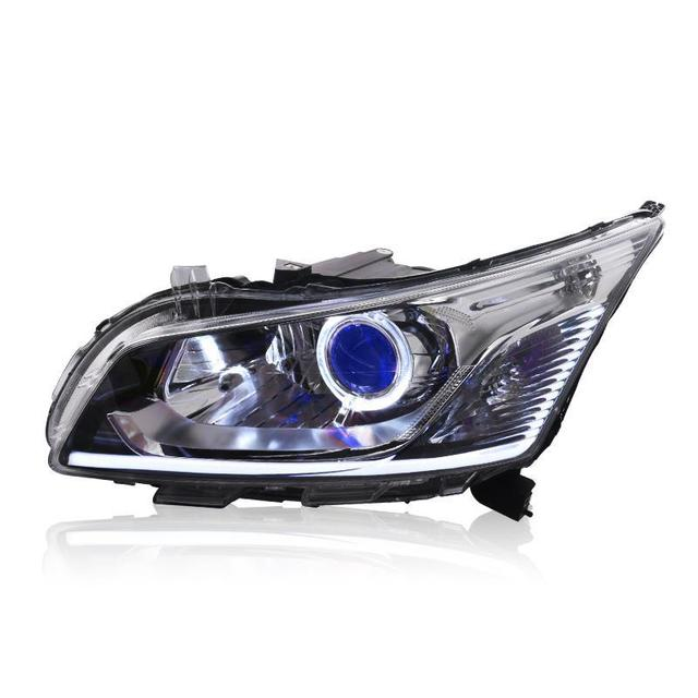 Assembly Lamp Side Turn Signal Parts Drl Led Auto Exterior Car Lighting Headlights Front Fog Rear Lights For Chevrolet Cruze