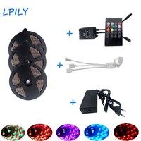 LPILY DC12V 5A 2835 RGB LED S Trip 15