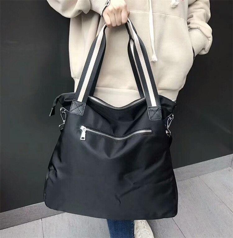 portátil saco de bagagem oxford pano grande