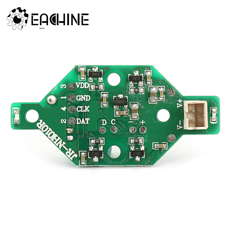 Hot Sale Eachine E010 RC Quadcopter Spares Parts Receiver Board For RC Camera Drone Accessories Toys Parts image
