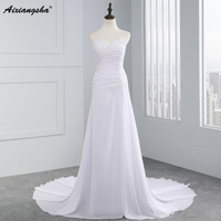 Wholesale 2013 Promotion New Fashion Sweetheart Beaded Neckline Dropped Waist Cheap Under 100Wedding Dresses As0008