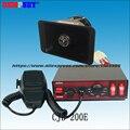 CJB-200E провода Автомобилей сирена, DC12V пожарная машина/аварийный автомобиль сигнализация, 200 Вт Полицейская сирена, 200 Вт Спикер сигнализации, 7 Тон