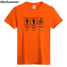 GEEK programmer's PAJAMAS creative printing tee must have T-shirts 100% cotton big yard U.S. size O-neck casual top high quality