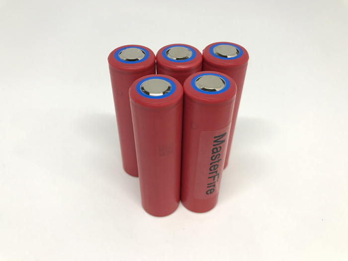 MasterFire 10 teile/los Neue Original Sanyo 18650 NCR18650GA 3,7 V 3500mAh Akku Lithium Batterien 10A Entladung-in Wiederaufladbare Batterien aus Verbraucherelektronik bei AliExpress - 11.11_Doppel-11Tag der Singles 1