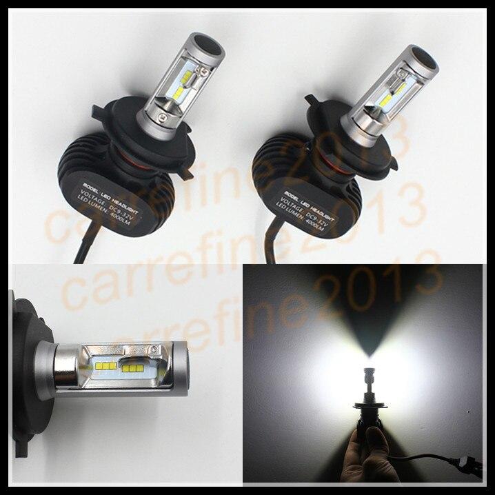 car led headlight H4 8000LM hb2 9003 h4 led headlight Fog Lamp Kit Car-Styling H4 LED Bulb For Cars motorcycle car LED Headlight ремень hugo hugo boss hugo hugo boss hu286dmytm14