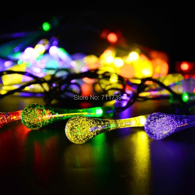 10set 20 LED 5M Solar LED String Light Ambiance Lighting Led Solar Fairy String  Lights For Outdoor Gardens Homes Christmas Party In Solar Lamps From Lights  ...