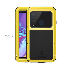 New AMIRA Waterproof Shockproof Carbon Fiber Silicon Protective Cover Case For Samsung Galaxy S5 i9600 With Tempered Glass Film стоимость