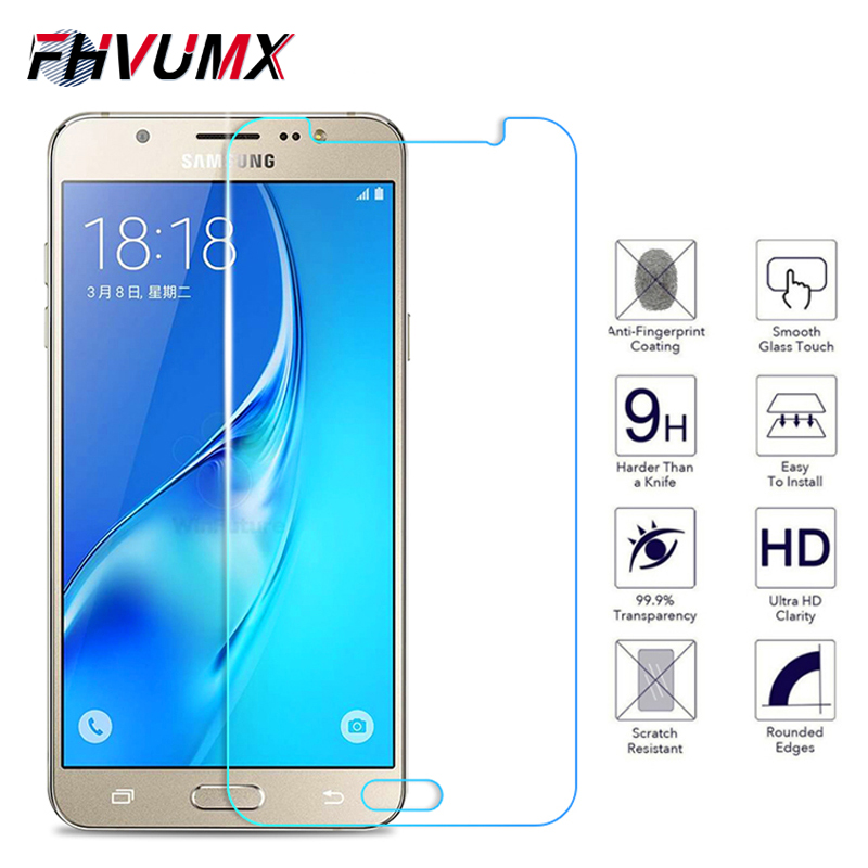 9H Protective Glass on the For Samsung Galaxy J3 J5 J7 A3 A5 A7 2015 2016 2017 J530 J730 Tempered Glass Screen Protector Film9H Protective Glass on the For Samsung Galaxy J3 J5 J7 A3 A5 A7 2015 2016 2017 J530 J730 Tempered Glass Screen Protector Film